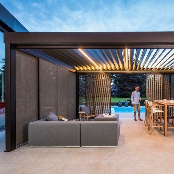 This Stunning Design By Renson Truly Promoted Outdoor