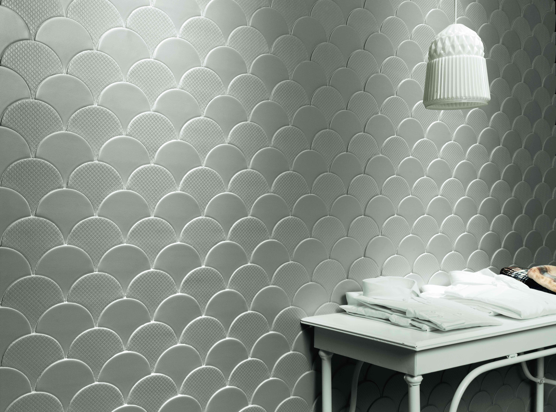 Tegels Met Patroon : Keramische zelliges met patroon in visschubben tegels