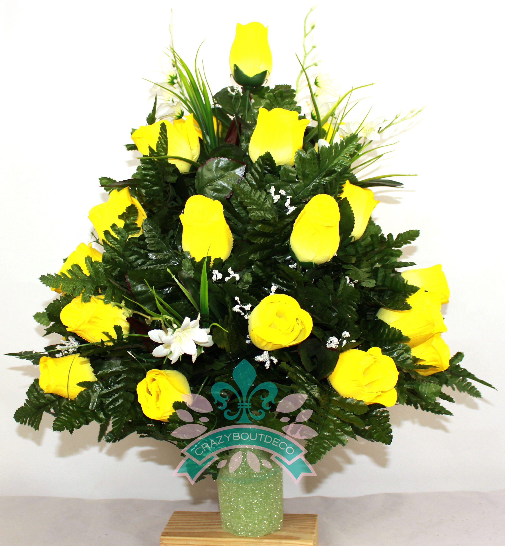 flower angel decoration saddle memorial pin vases grave solarlight of vase light cemetery headstone solar mom