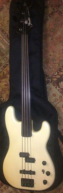Fender Jazz Bass Special Fretless Japan Dannert Brothers Reverb Fender Jazz Bass Fender Bass Guitar Bass Guitar