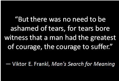 a literary analysis of mans search for meaning by viktor frankl 1 1 critique of victor frankl's logotherapy god's definition of meaning critique of man's search for meaning, by dr victor frankl drawing on his horrendous experiences in a concentration camp.