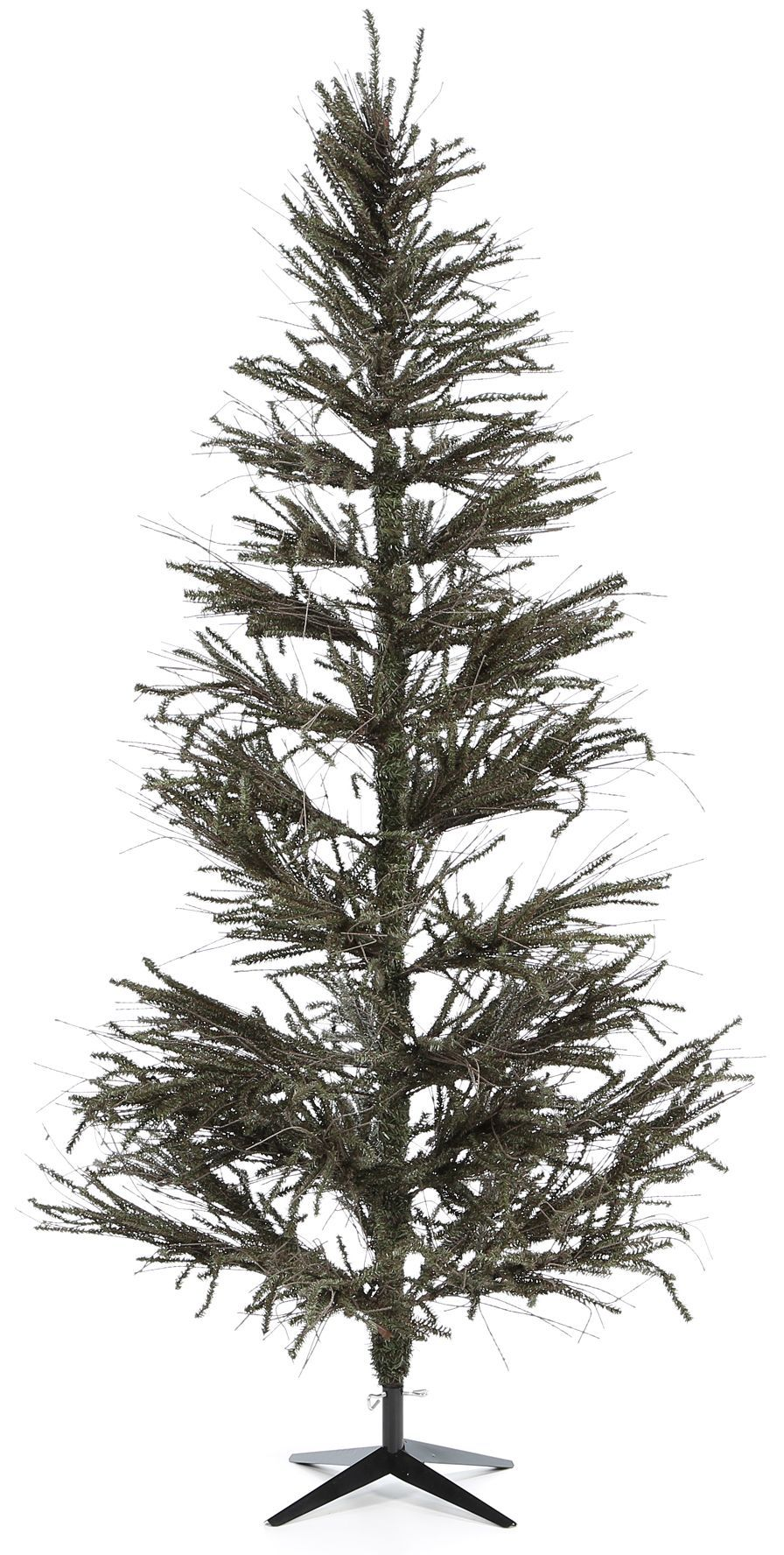 Vienna Twig 6' Brown/Green Pine Trees Artificial Chritmas Tree with ...