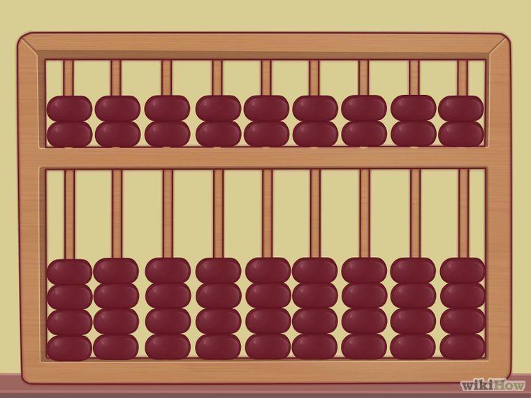 Use an Abacus | Math