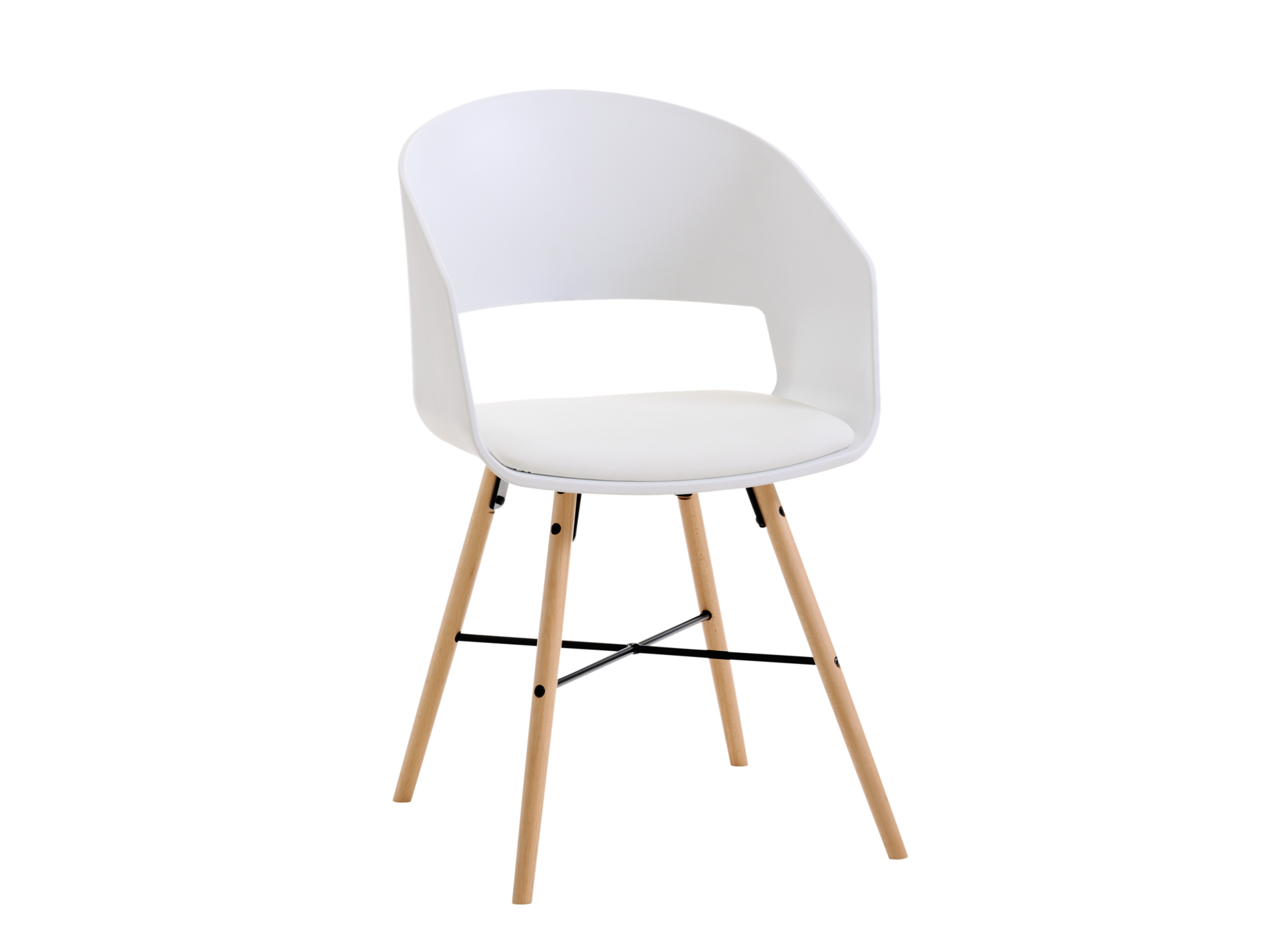Chaise Coque Fly Chaise Bois Blanc Chaise Table Chaise Meuble Fly