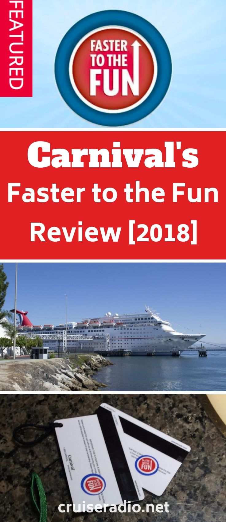 Carnival Cruise Line Faster To The Fun Review (2018