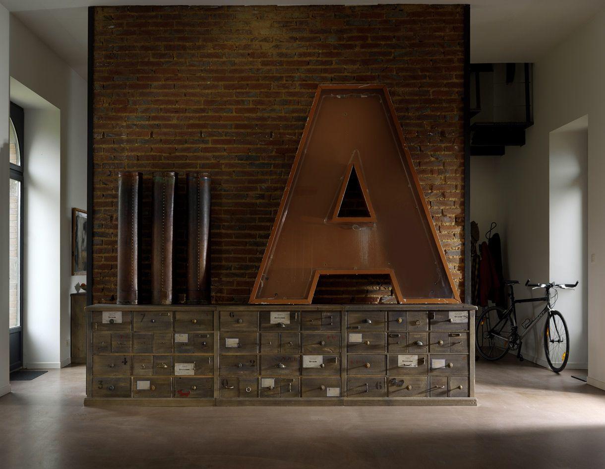 Furniture Meubles Industrial Interiors Decor Home Decor