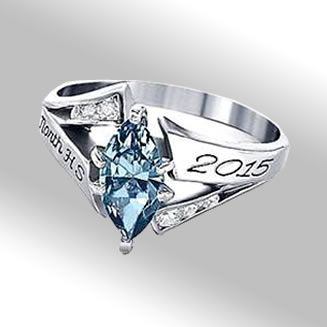 como comprar presentación nuevo concepto anillos de graduacion para mujer modernos - Buscar con ...