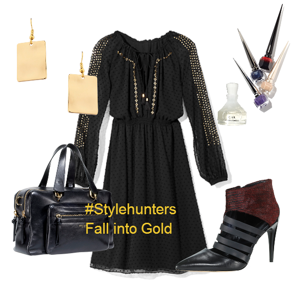 Check out my moodboard of Regina's Picks for September! #StyleHunters #FallIntoGold