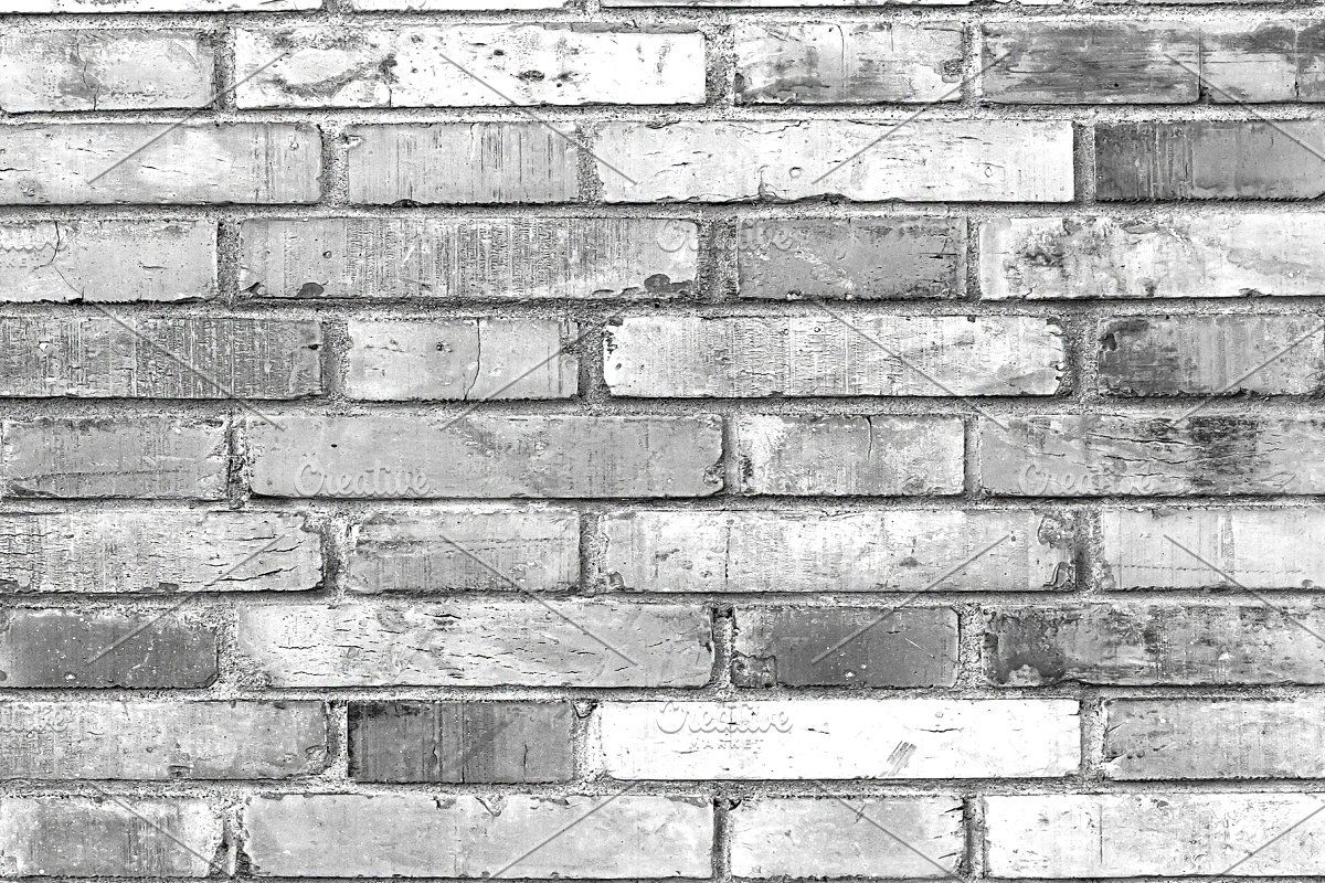 Angle Of White Brick Wall White Brick White Brick Walls Brick Wall