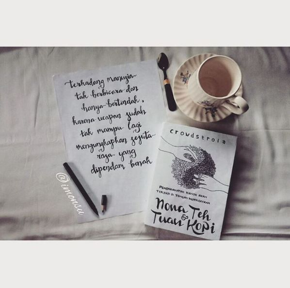 Nona Teh Dan Tuan Kopi Tersedia Di Toko Buku Kata Kata