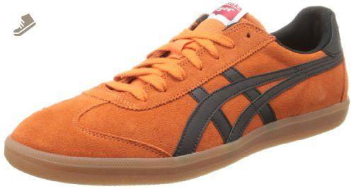 Onitsuka Tiger Tokuten Fashion Shoe,Orange/Black,8 M US - Onitsuka tiger for women (*Amazon Partner-Link)