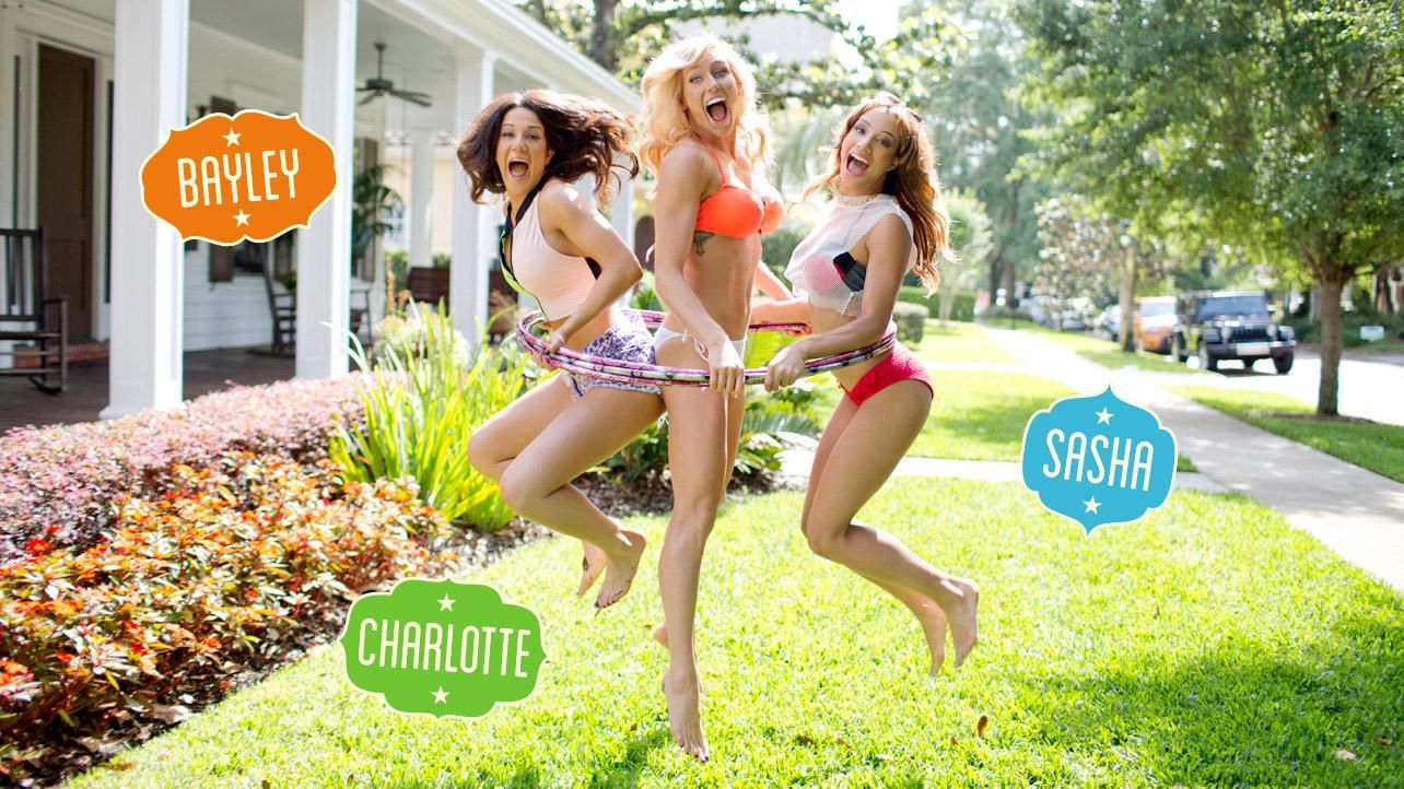 Nxt Summer Vacation - Pool Party  Wwe  Nxt Divas, Wwe -3038