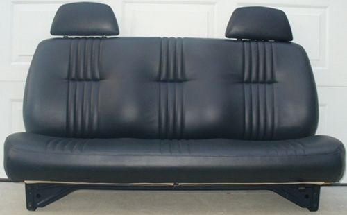 Chevy Truck Seats Bench Seat Covers Work Truck Chevy Trucks