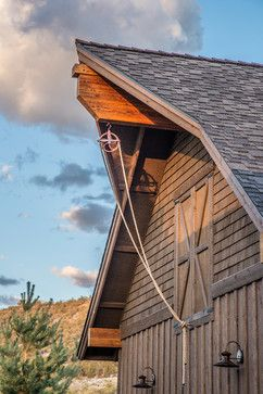 Hay Loft Pull System Would Also Be Great Way To Hang And