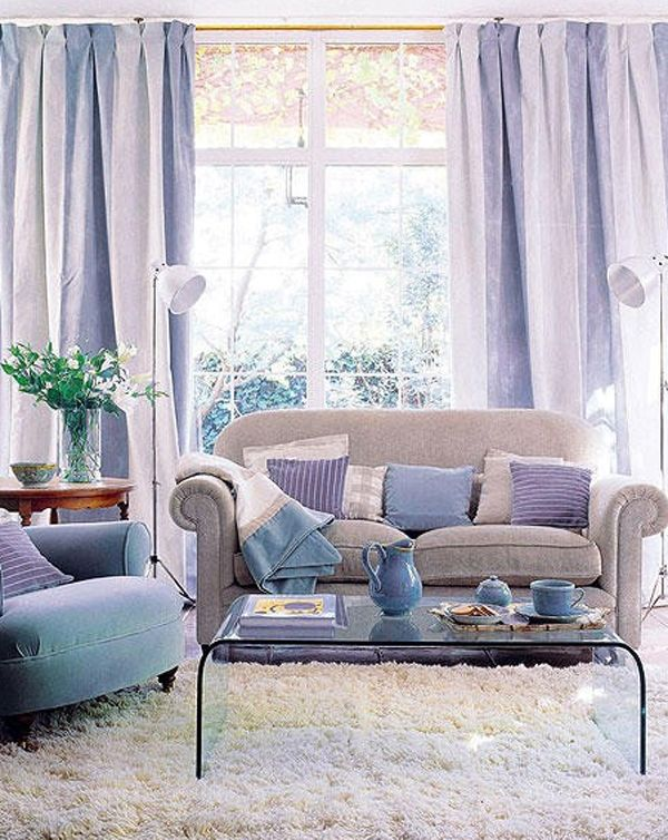 Beautiful Purple Lilac Curtains Gorgeous Pencil Pleat With Billow In 2020 Pastel Interior Design Pastel Living Room Living Room Decor Colors #pastel #colors #for #living #room