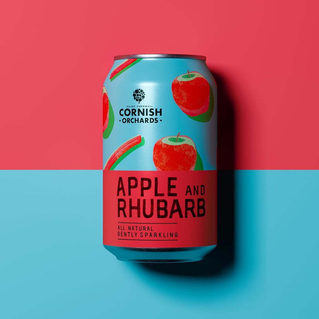 Render On Instagram Individual Soft Drink Renders From Our Latest Work With Thirstcraft For Cornishorchards Cg Soft Drinks Drinks Beverage Packaging