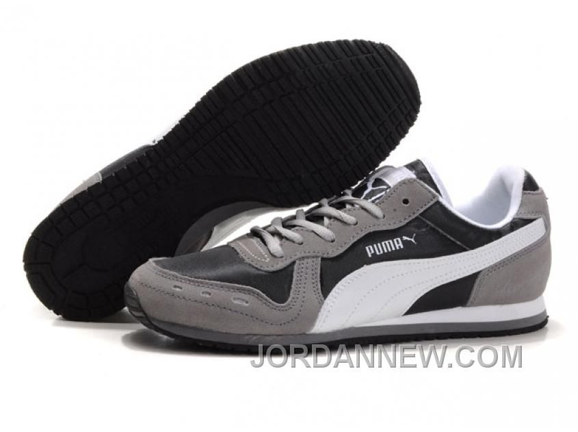http://www.jordannew.com/puma-cabana-racer-ii-lx-sneakers-grey-black-white-lastest.html PUMA CABANA RACER II LX SNEAKERS GREY/BLACK/WHITE LASTEST Only $90.00 , Free Shipping!