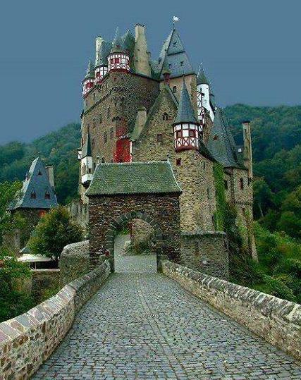 Burg Eltz Castle Germany From Iryna Burg Eltz Castle Germany Castles Castle