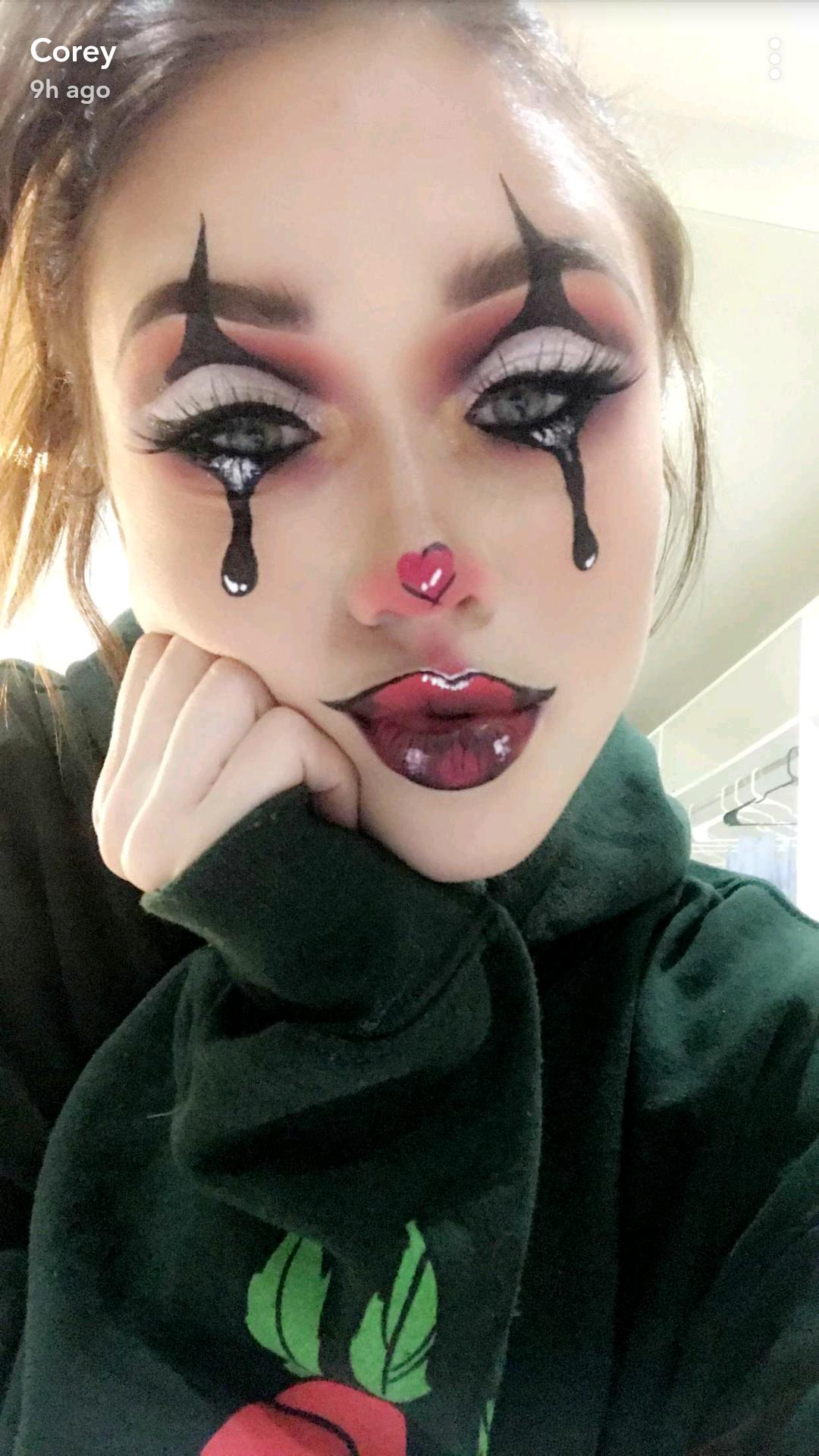 halloween by Ava Campbell Halloween makeup, Halloween