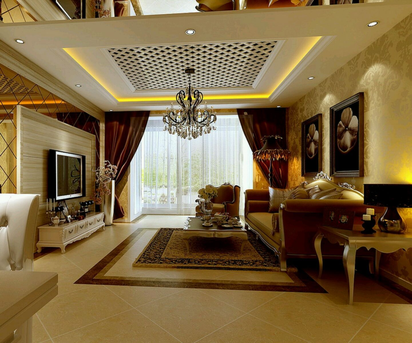 20 Luxury Living Room Design Ideas That Your Guests Wil