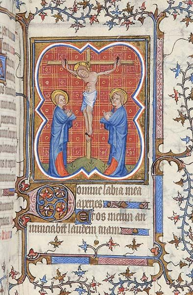 Book of Hours, MS M.141 fol. 99r - Images from Medieval and Renaissance Manuscripts - The Morgan Library & Museum
