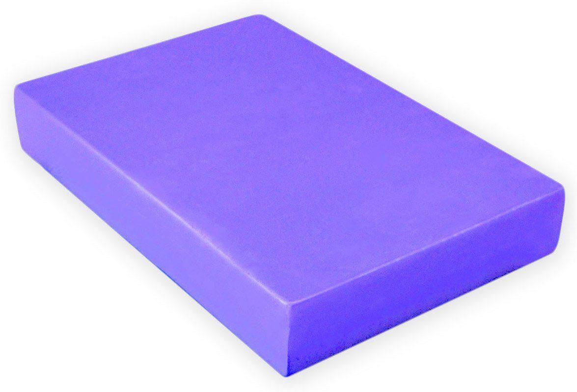 YogaAccessories 2 Foam Yoga Brick Large mats, Brick