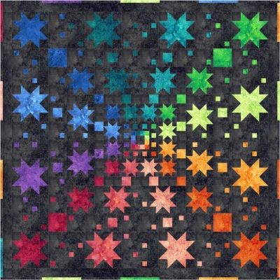 Star burst quilt pattern gq 104 patterns star quilts and patchwork star burst quilt pattern gq 104 by gourmet quilter fandeluxe Image collections
