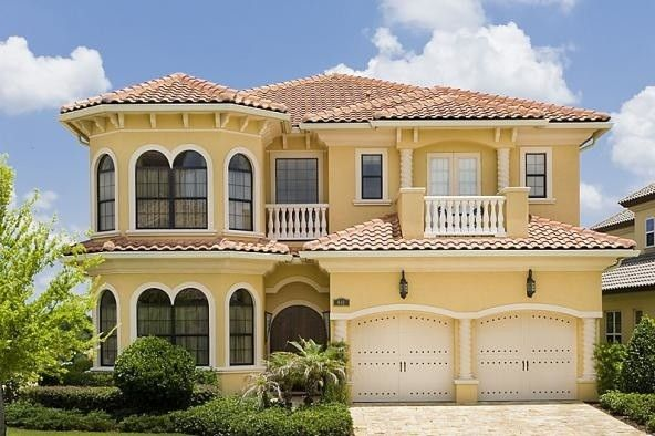 Villa Vacation Rental In Kissimmee From Vrbo Com Vacation Rental Travel Vrbo Beautiful House Plans Luxury House Plans My House Plans