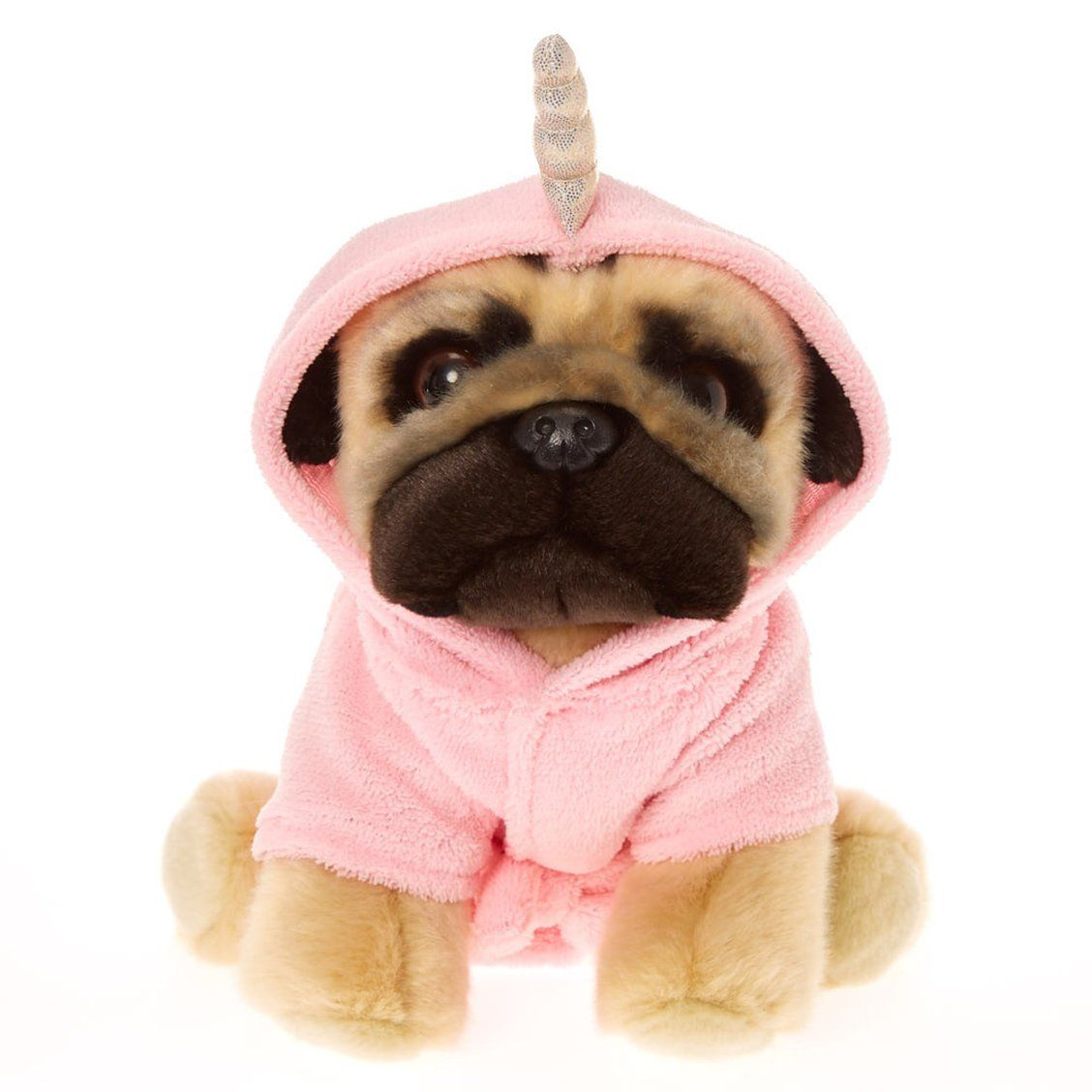 Doug The Pug C Unicorn Medium Plush Toy Your Favorite Insta
