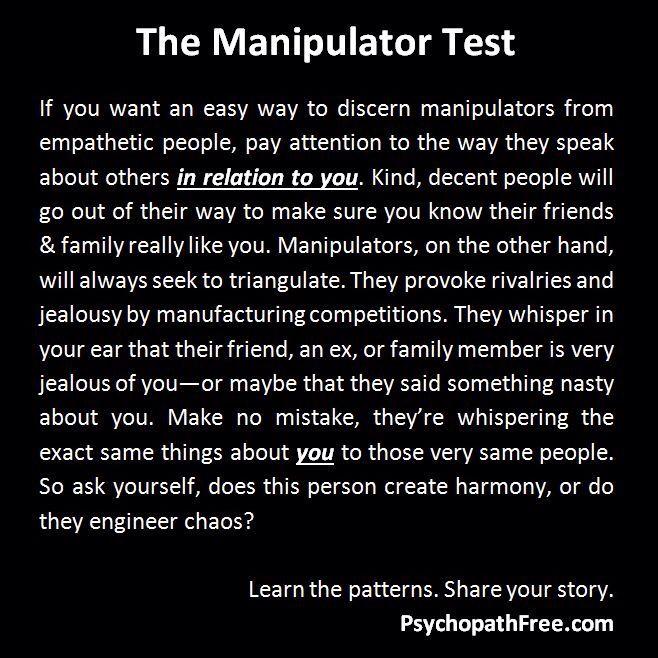 Quotes About Manipulators: Quotes About Manipulation In Relationships. QuotesGram
