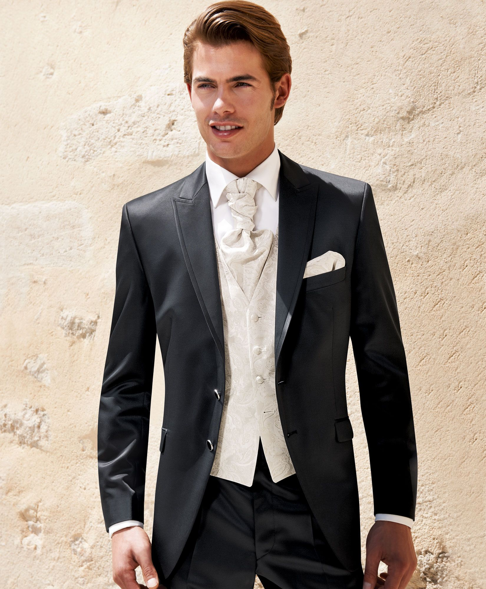 Wedding in provence model 8 hochzeit anzug wedding suits pinterest wedding wedding - Hochzeitsanzug hugo boss ...