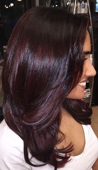 Pinterest Xokikiiii Brunette Hair Color Burgundy Hair Hair Color Auburn