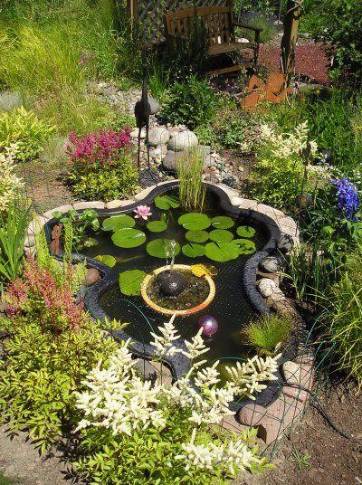 Water Garden Ideas Google Search Garten Ideen Garten Ideen