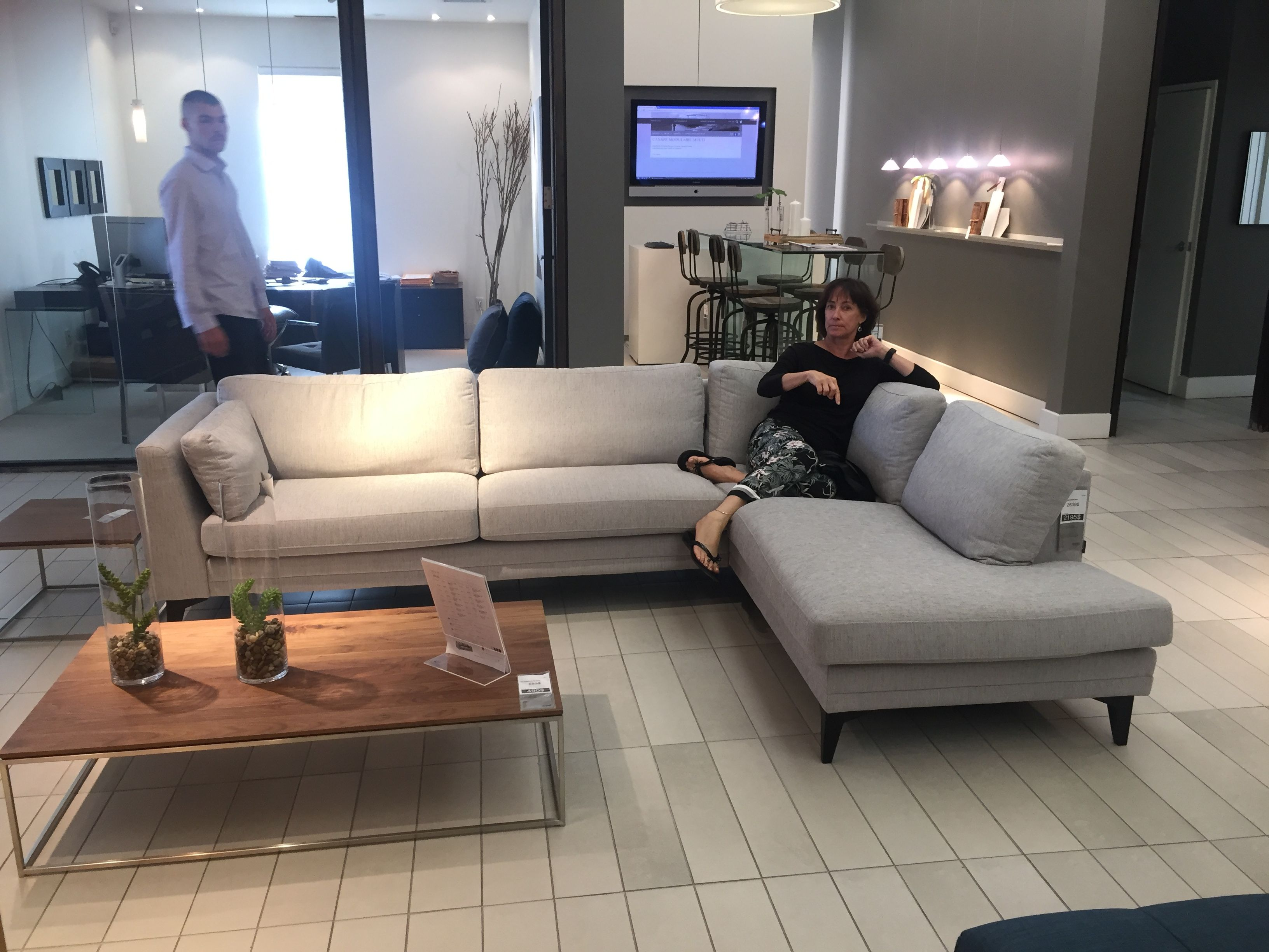 Pin By Lorraine Thirion On Montreal Condo Ideas Grey Sectional Home Decor Decor