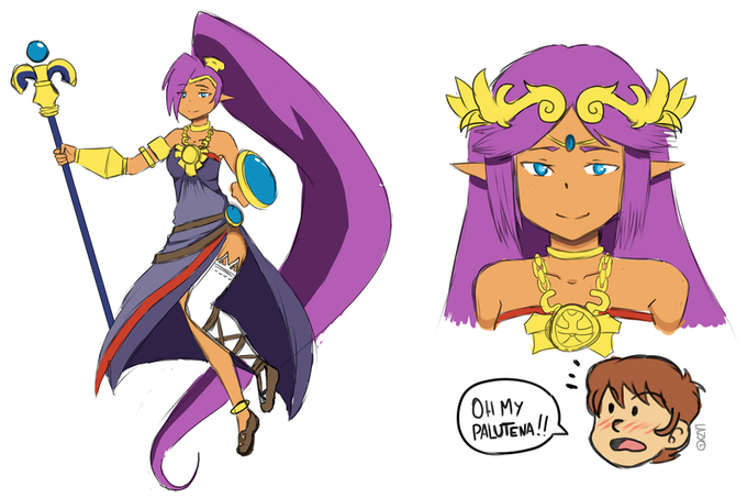 From A Half Genie To A Goddess Crossover Stuff Pinterest Super