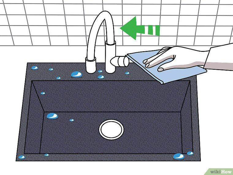 Clean a Granite Sink (With images) Granite sink, How to