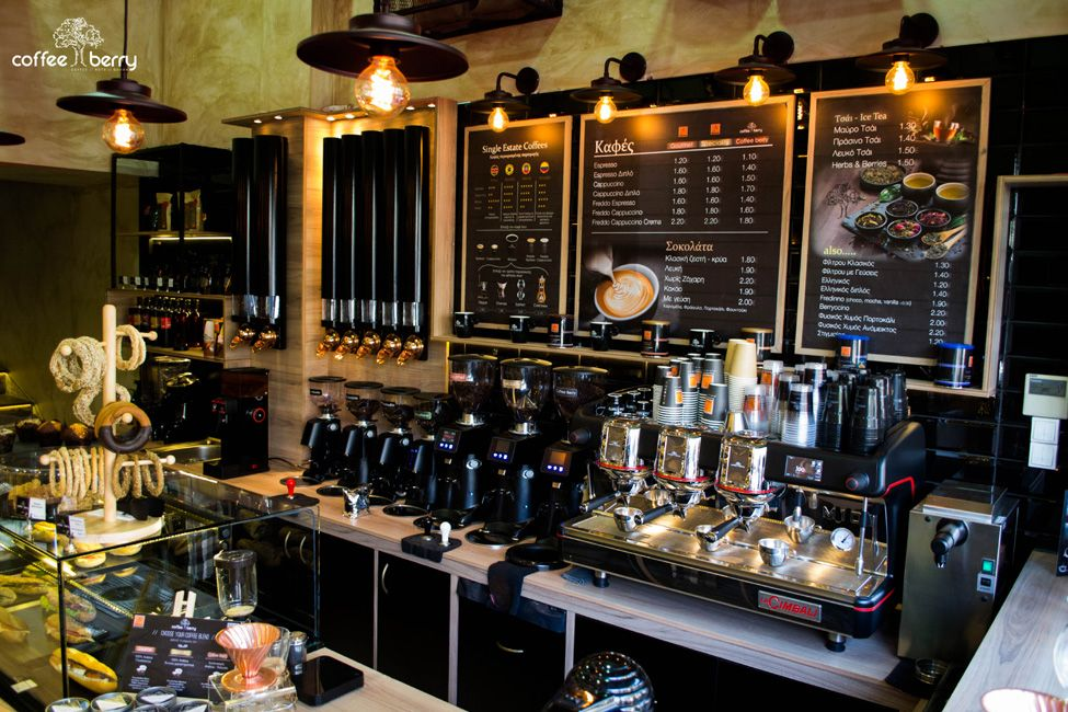 COFFEE BERRY Το αυθεντικό… third wave franchise concept
