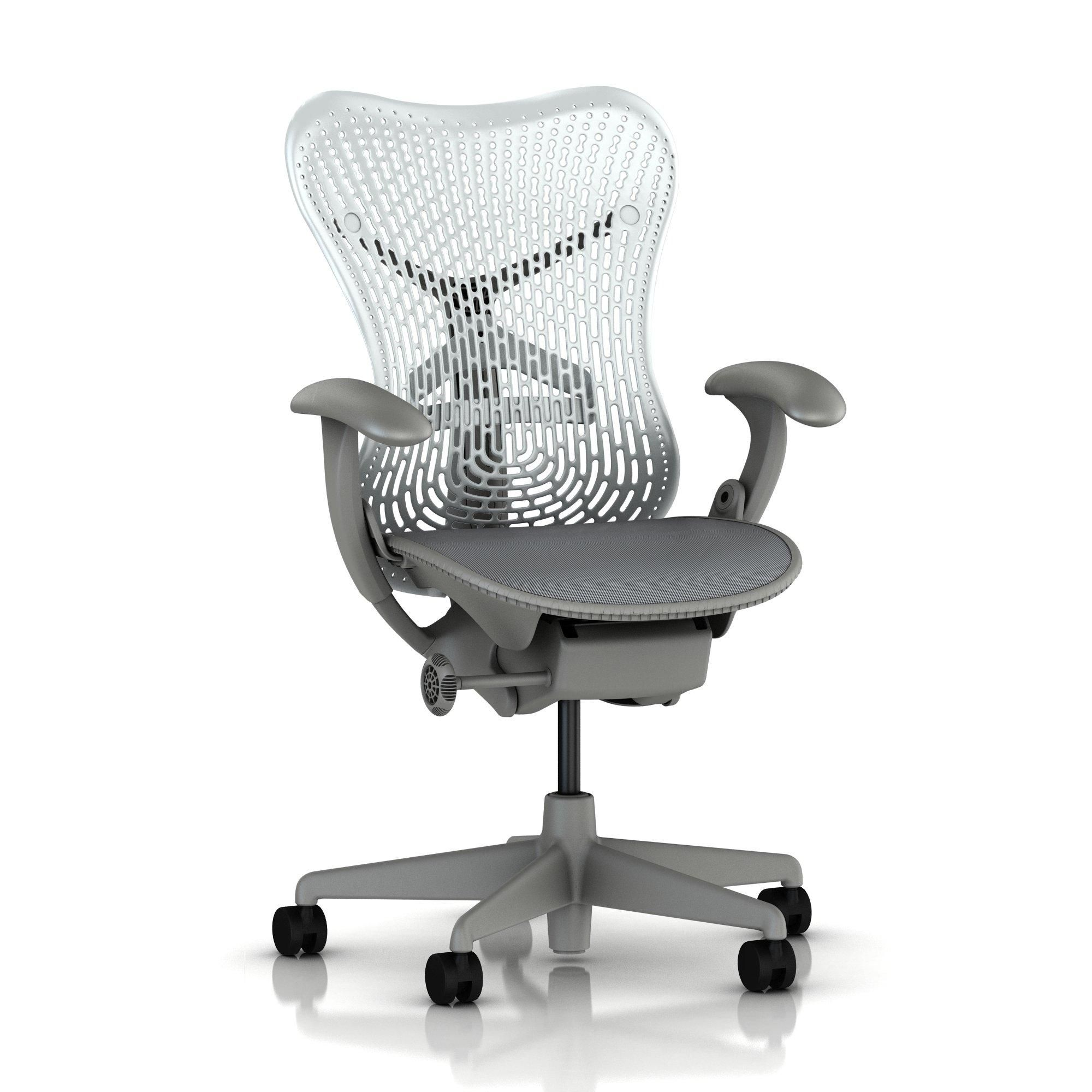 My New Herman Miller Mirra Chair! Mirra chair, Best