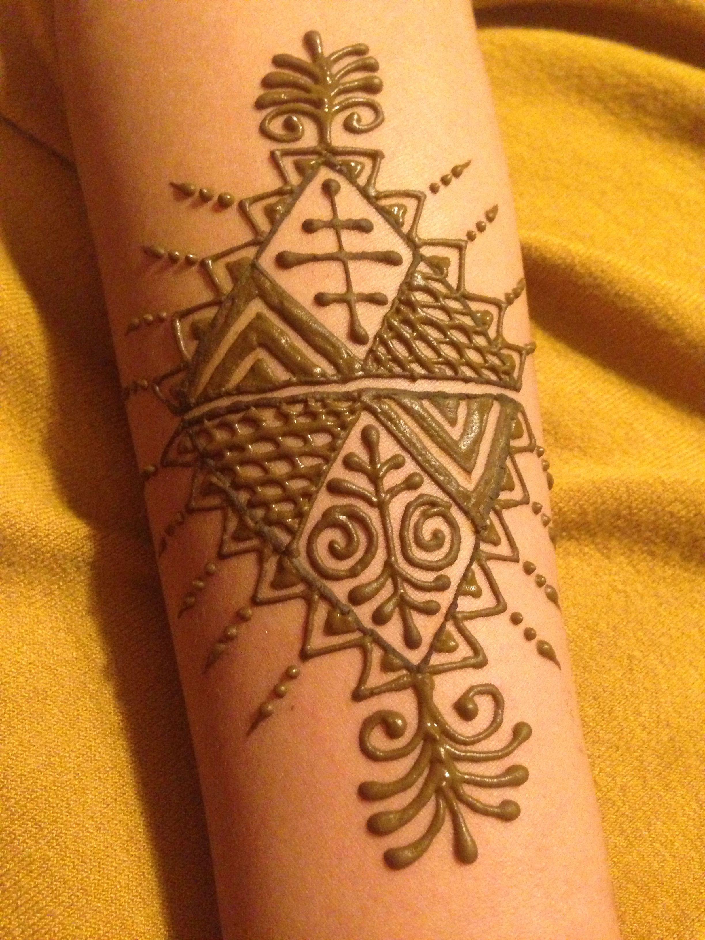 morrocan inspired henna design my henna pinterest henna designs hennas and mehndi. Black Bedroom Furniture Sets. Home Design Ideas