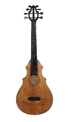 Gitarre Victorin Drassegg 1835 Bregenz Osterreich Europa Museum