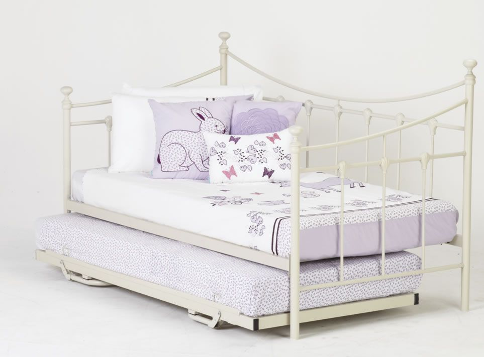 Batley Daybed with Trundle by Nero Furniture from Harvey ...