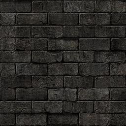 dark gray brick