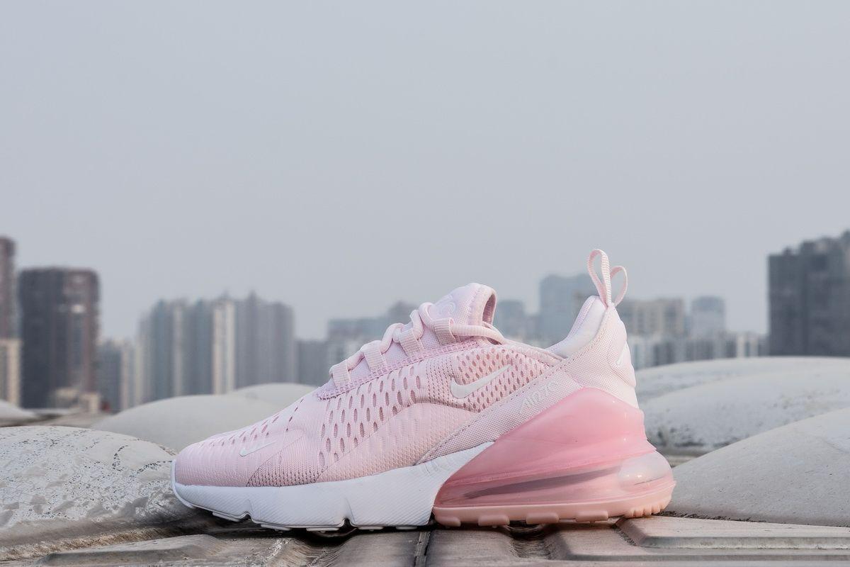 """b79d66d18383 Nike Air Max 270 """"Pink"""" AH8050-600 1"""