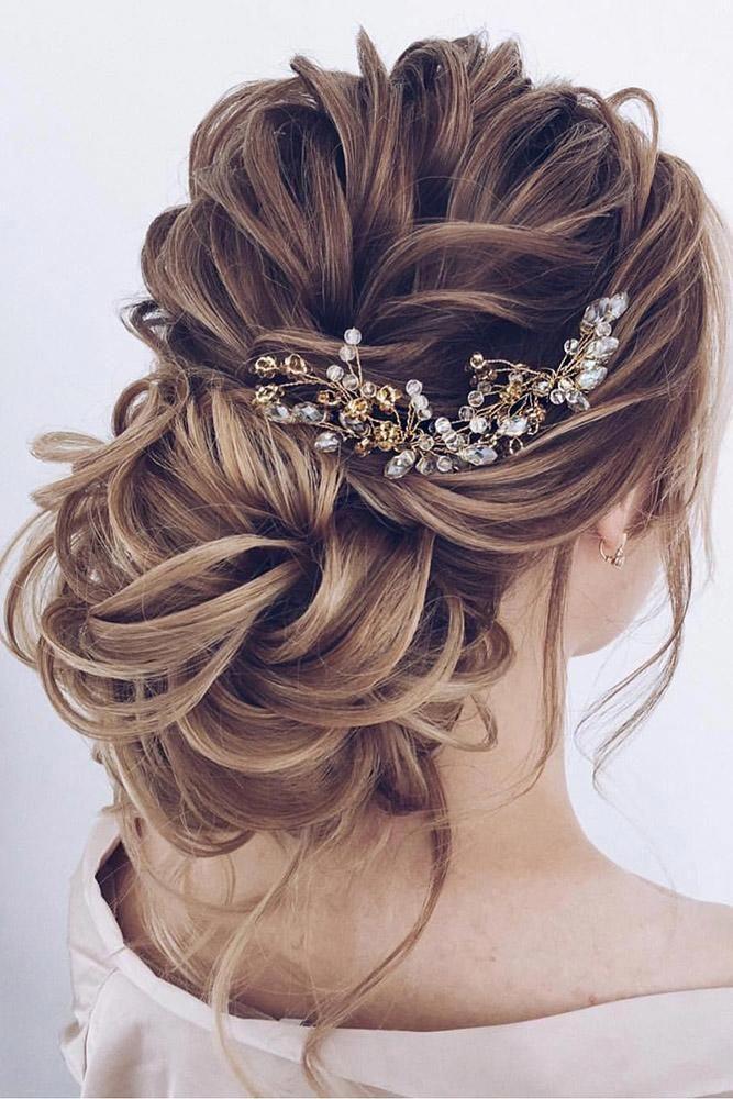 Inspiración de peinado de boda. #promhair