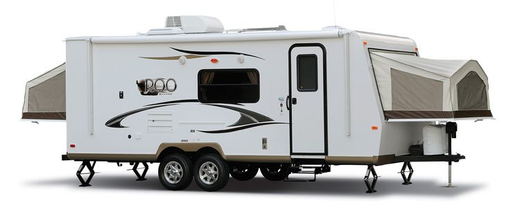 Roo Hybrid Travel Trailers By Forest River