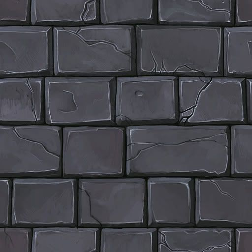 Environment Project Handpainted Dungeon Forge Polycount Forum