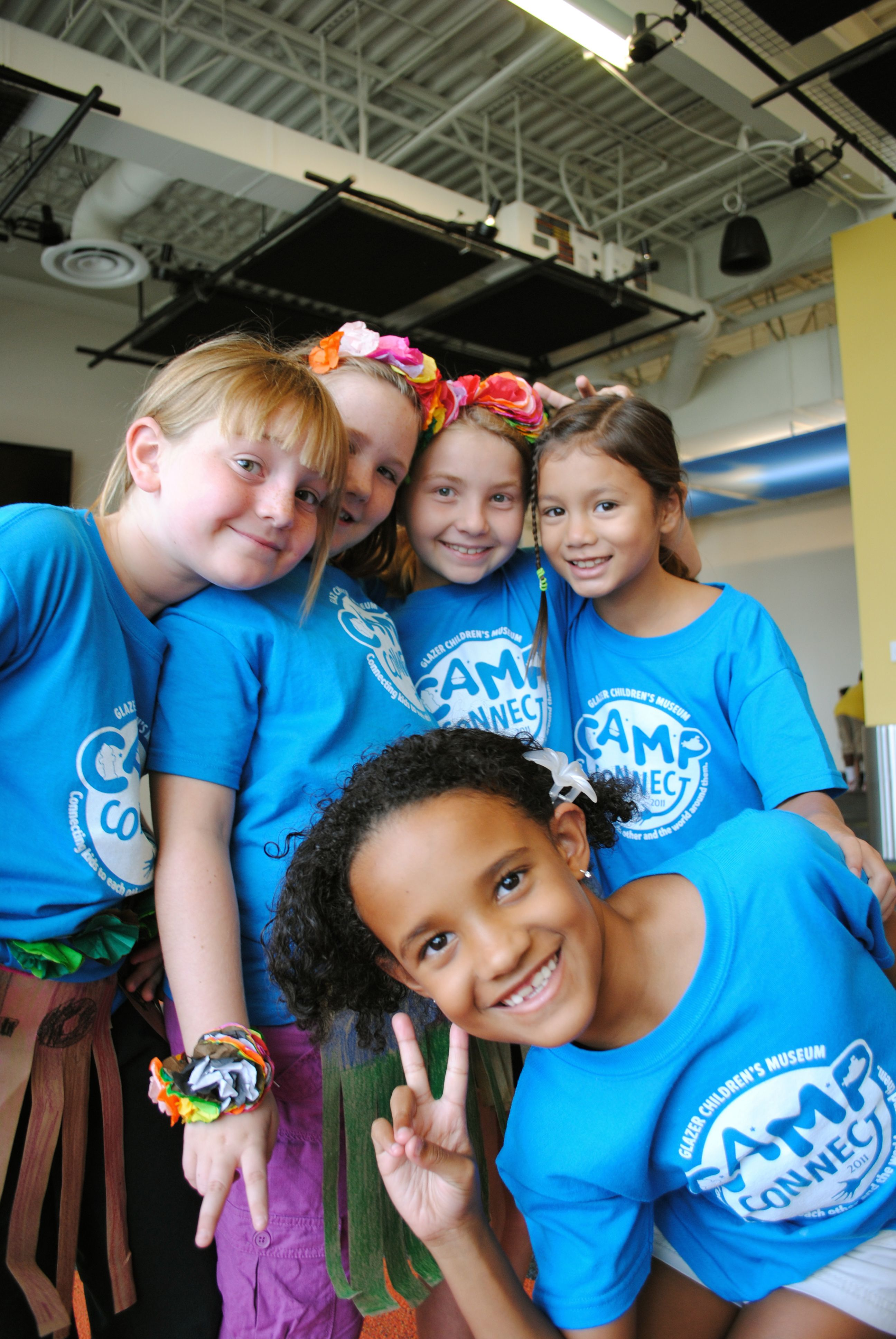 Creative exploration through play inspires children to