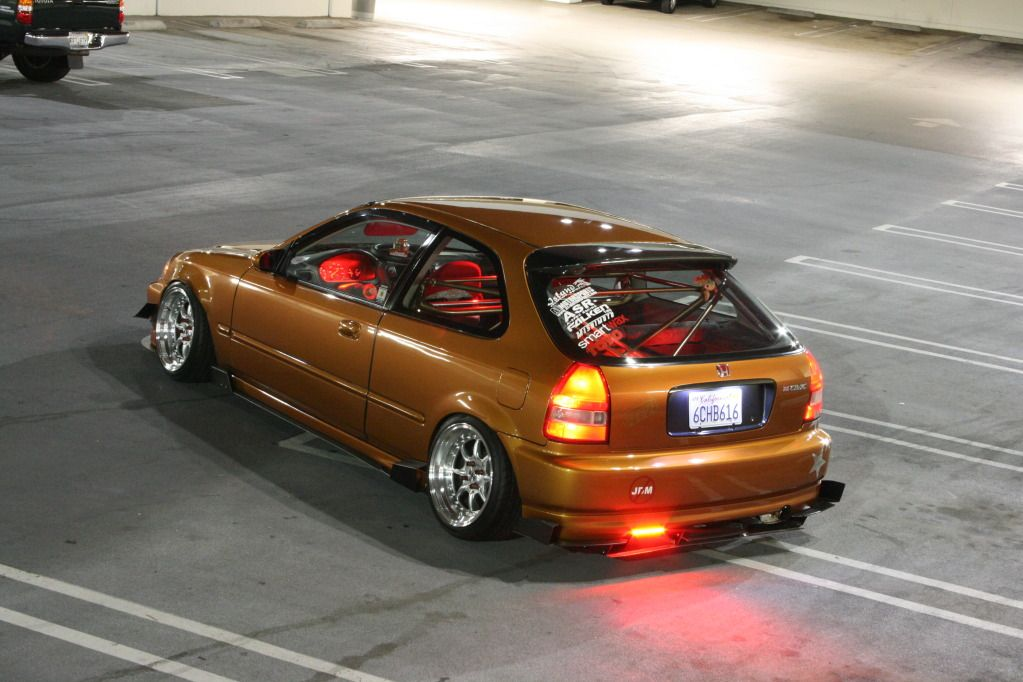 1999 Modified Honda Civic Hatch CX | Cars to buy JDM idea ...