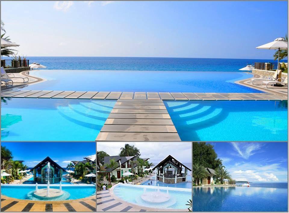 #4 on my local list... Maldives of Batangas ... I super love the infinity pool.