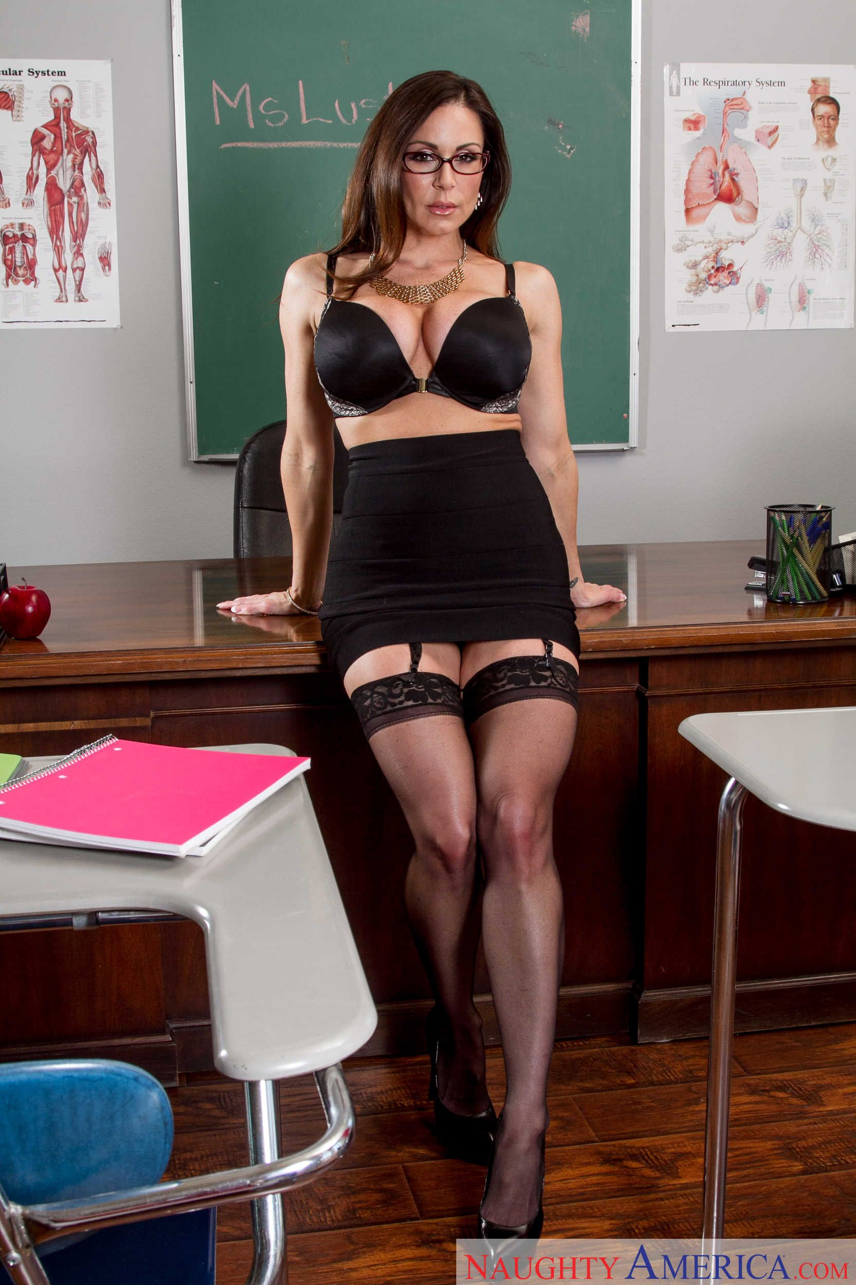 Black Teacher Shoes